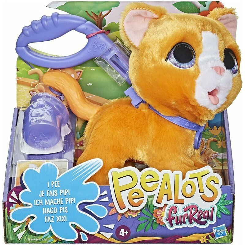 Hasbro Furreal: Poopalots Big Wags - Kitty