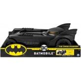Batman DC: The Caped Crusader - Black Batmobile