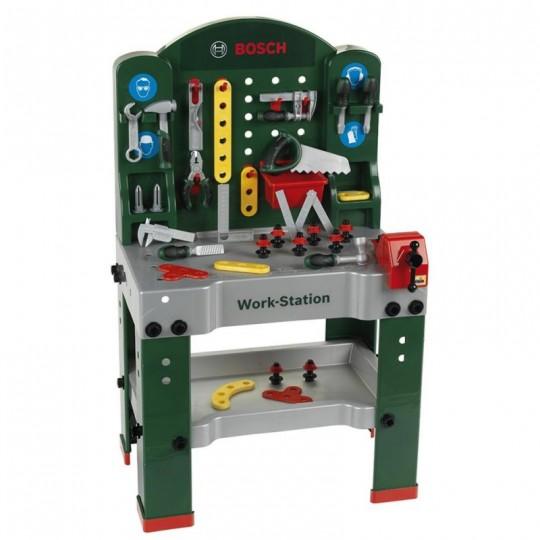 Bosch Workshop 44 pieces