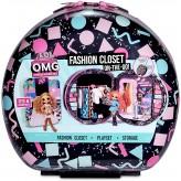 L.O.L Surprise O.M.G Fashion Closet On-The-Go!