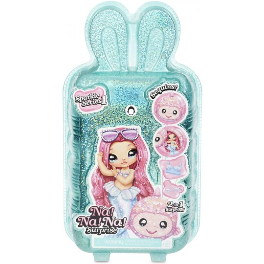 Na! Na! Na! Surprise 2-in-1 Sparkle Series 1 Fashion Doll