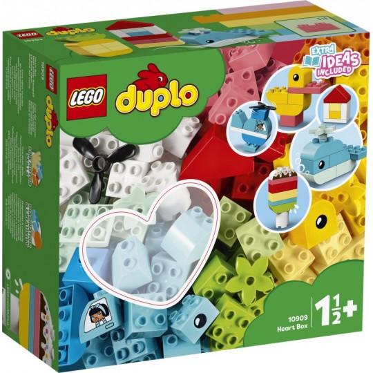 LEGO® DUPLO® Classic Heart Box