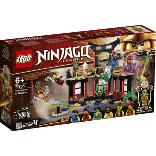 LEGO® NINJAGO®: Tournament of Elements