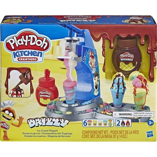 Play-Doh Kitchen Creations - Dizzy Ice Cream Playset