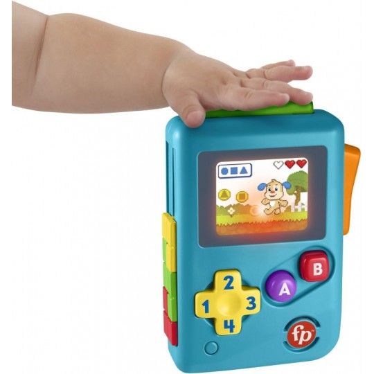 Fisher Price Educational Console