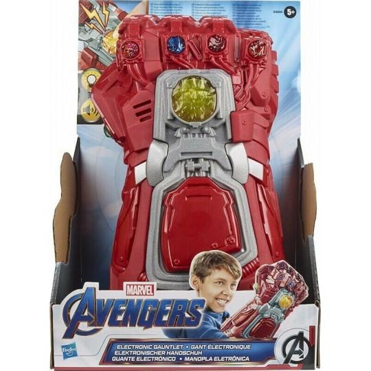 Hasbro Marvel: Avengers Endgame - Red Electronic Gauntlet