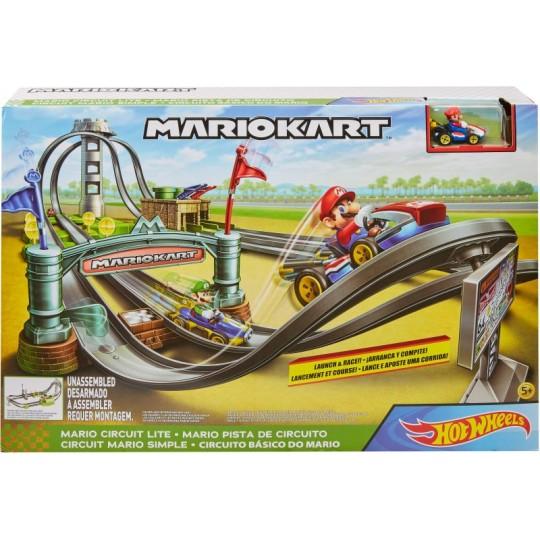 Mattel Hot Wheels: Mario Kart Circuit Lite