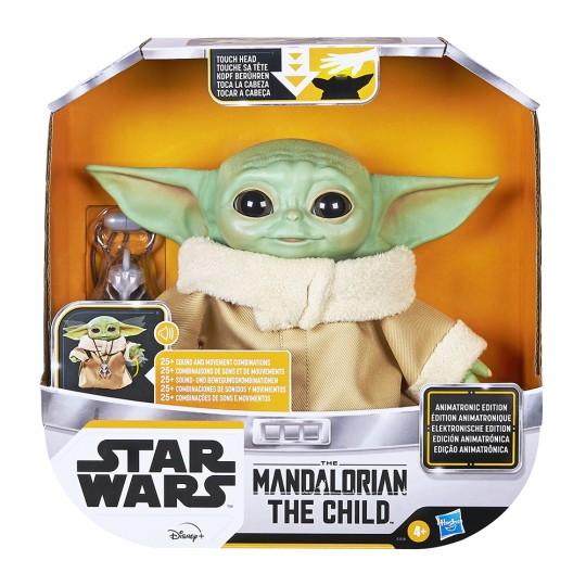 Hasbro Star Wars: The Child Animatronic Edition
