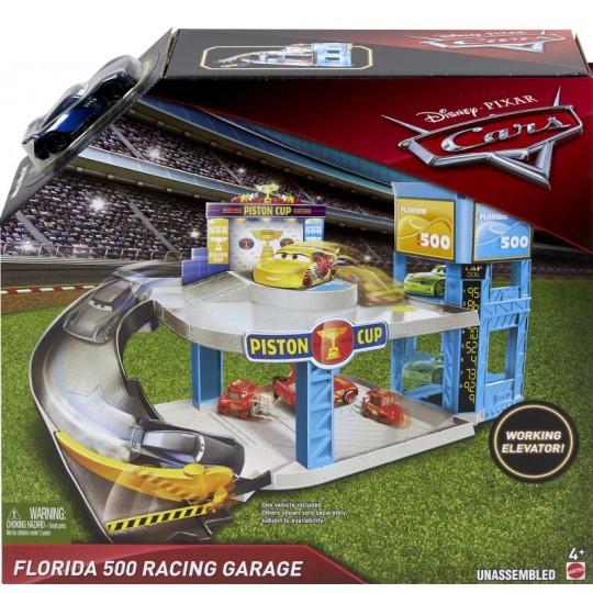 Disney Pixar Cars - Florida 500 Racing Garage