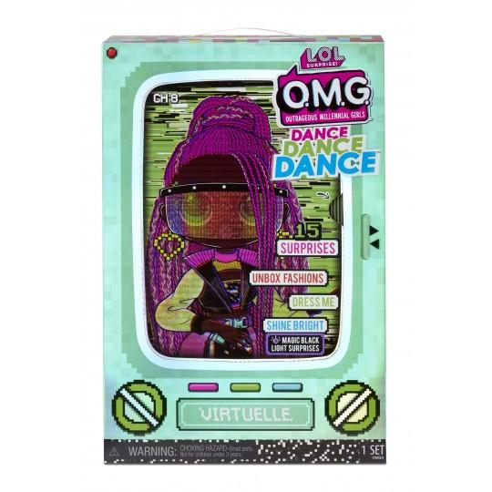 L.O.L Surprise O.M.G Dance Doll - Virtuelle