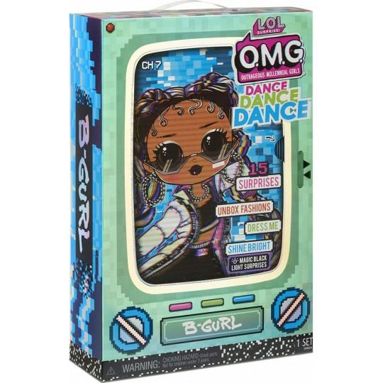 L.O.L Surprise O.M.G Dance Doll - B-Gurl