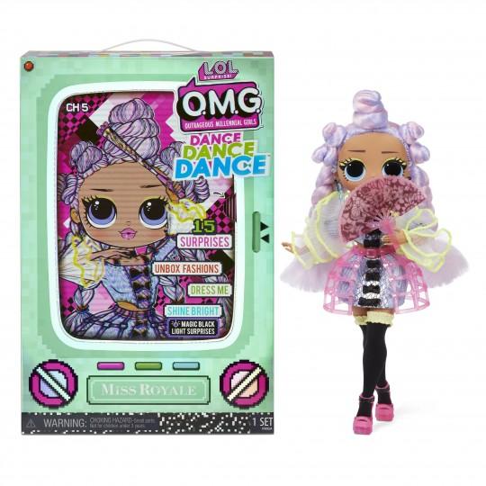 L.O.L Surprise O.M.G Dance Doll - Miss Royale