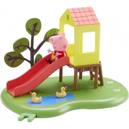 Peppa Pig Παιδική Χαρά