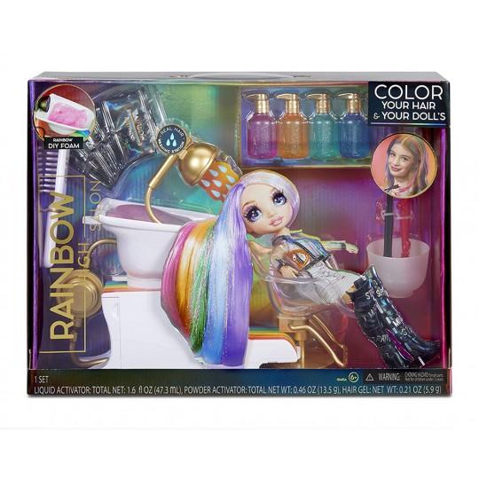 Rainbow High Salon