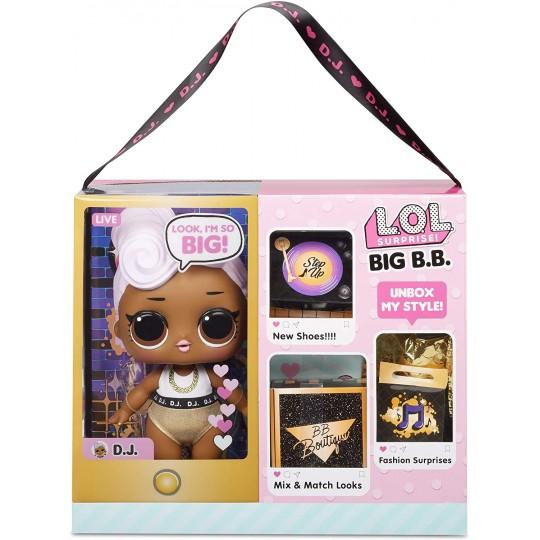 L.O.L Surprise Big B.B Surprise (D.J.)