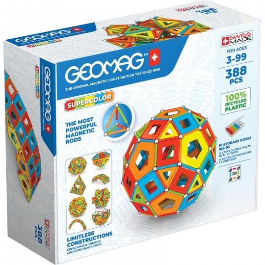 Geomag Supercolor Panels 388 pcs