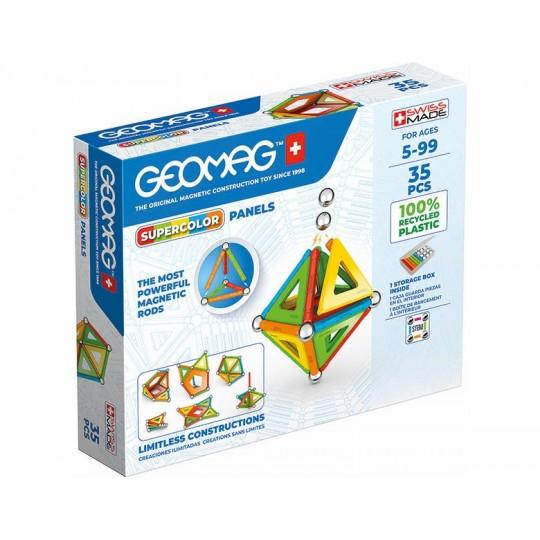Geomag Supercolor Panels 35 pcs