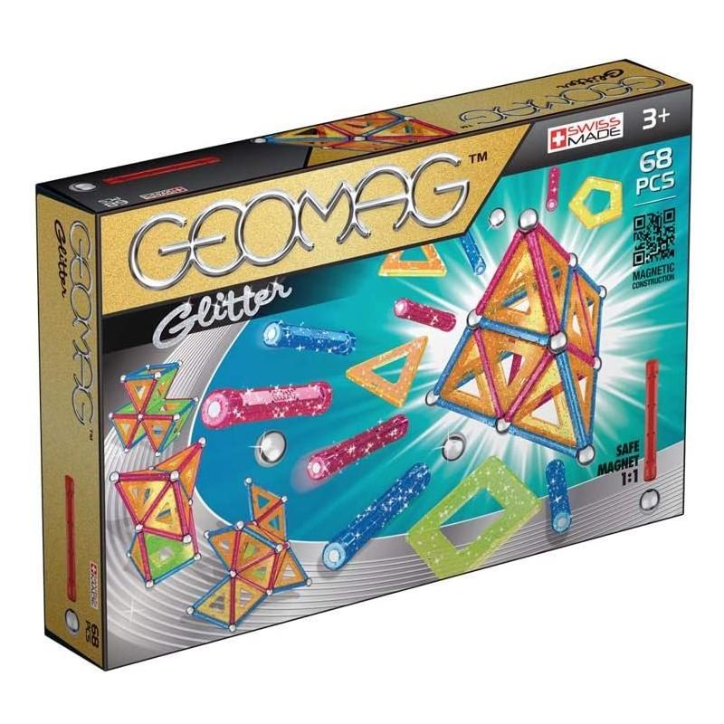 Geomag Glitter 68 pcs