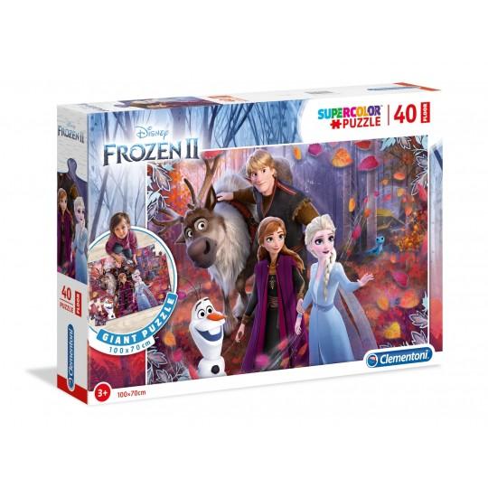 Disney Frozen 2 - 40 pcs Floor Puzzle