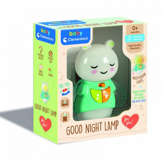 Baby Clementoni For You Night Lamp