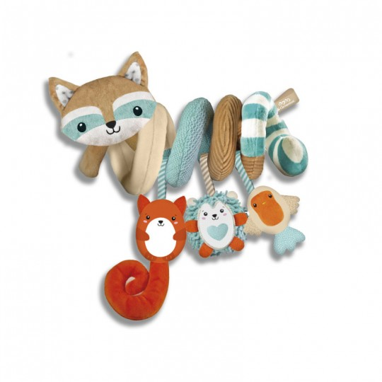 Baby Clementoni Happy Animal Soft Spiral