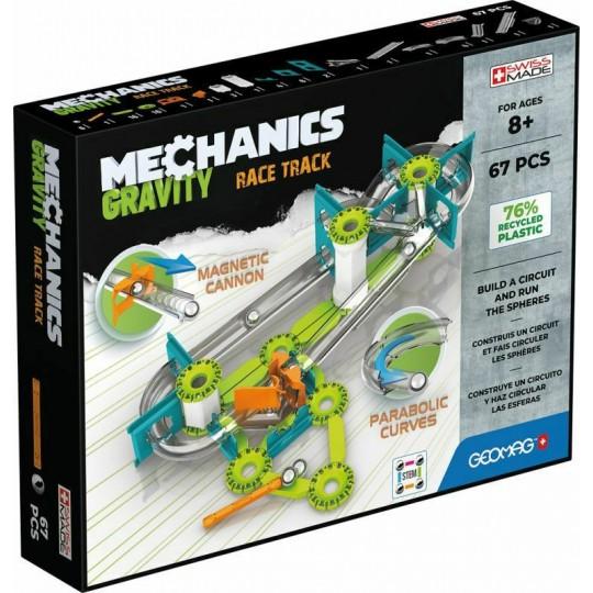 Geomag Mechanics Gravity RE Race Track 67 pcs