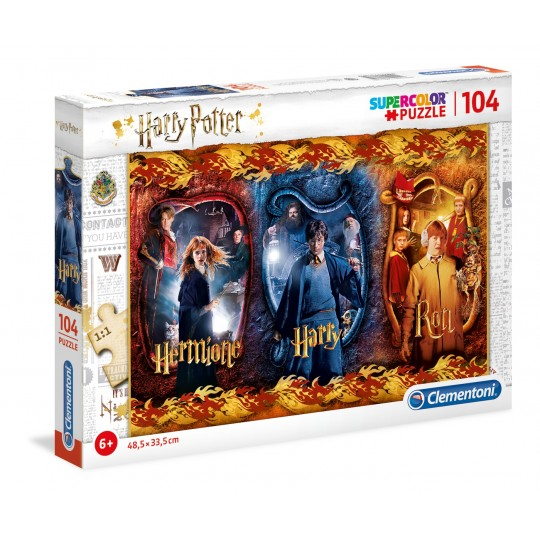 Harry Potter -104 pcs