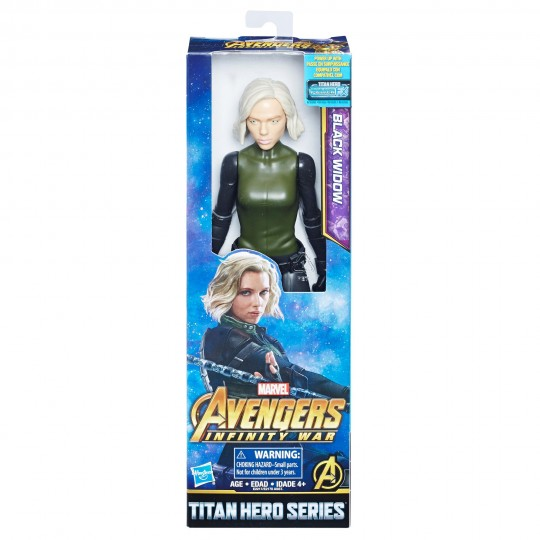 Hasbro Marvel Black Widow